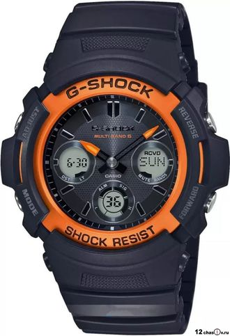 Часы Casio G-Shock AWG-M100SF-1H4ER