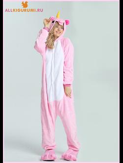 кигуруми единорог розовый купить c705bc5385478