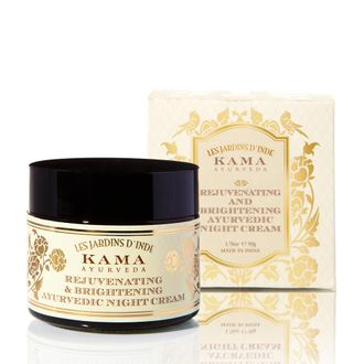 Ночной крем (Rejuvenating and Brightening ayurvedic night cream) 50гр