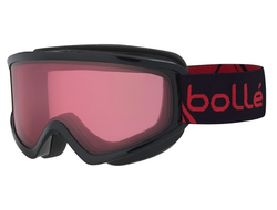 Маска Bolle FREEZE shiny black & red/vermillon р. M