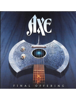 Axe - Final Offering 2-LP