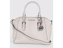 Сумка Michael Kors Selma Large белая