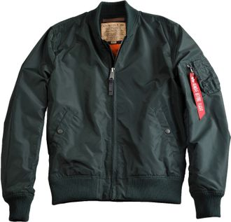 MA-1 TT Bomber Alpha Industries Dark Petrol