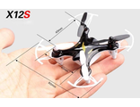 Квадрокоптер Syma X12S Nano, HeadFree, 2.4G