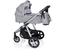 Коляска 2в1 Baby Design Husky 2020 07 Gray