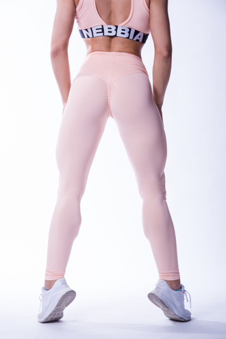 ЛЕГГИНСЫ HIGH WAIST SCRUNCH BUTT LEGGINGS 604