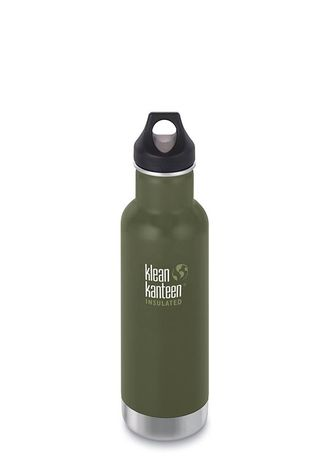 Термобутылка Klean Kanteen Insulated Classic Loop 20oz (592 мл) Fresh Pine