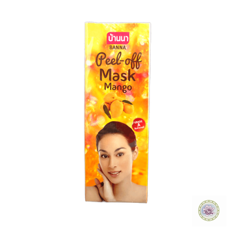Маска-пленка Banna Peel-off Mask в ассортименте. 120мл.
