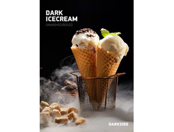 Табак Dark Side Dark Icecream Мороженое  Medium 100 гр