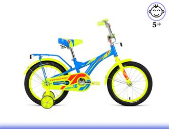 "FORWARD CROCKY 18"" (синий) Kiddy-Bikes"