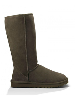 UGG CLASSIC TALL CHOCOLATE ЖЕНСКИЕ