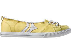 Балетки DVS Regency Yellow