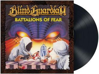 BLIND GUARDIAN Battalions of fear LP