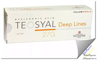 TEOSYAL DEEP LINES 27G