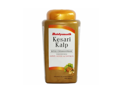 Чаванпраш Кесари Кальп (Kesari Kalp) Baidyanath, 500 гр