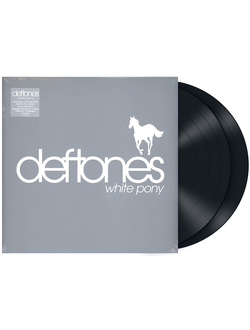 Deftones - WHITE PONY 2-LP