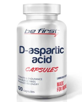 D-ASPARTIC ACID (120 капсул)BE FIRST