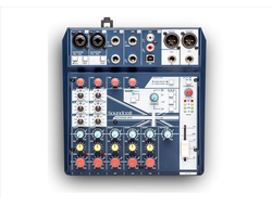 фото SOUNDCRAFT Notepad-8FX