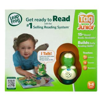 Читаем и говорим по-английски  ( LeapFrog Tag Junior)