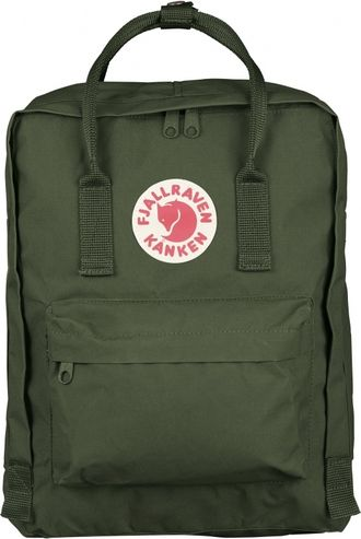 Рюкзак Fjallraven Kanken Forest Green (No.2)