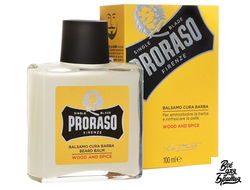Бальзам для бороды Proraso Wood and Spice, 100 мл