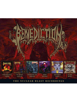 BENEDICTION The Nuclear Blast recordings 6-CD