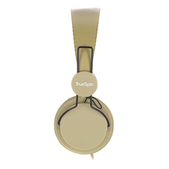 Наушники True Spin Basic Headphone Beige