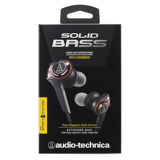 Audio-Technica ATH-CKS990IS в soundwavestore-company.ru