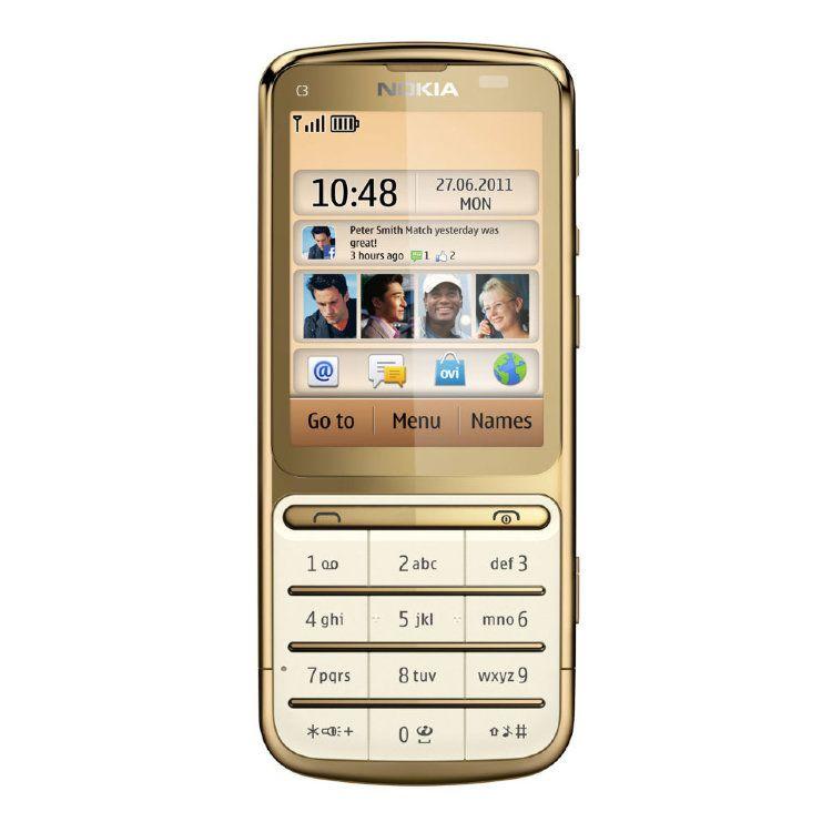 14e018c3f4549 Nokia C3-01 – купить мобильный телефон, сравнение цен интернет ...