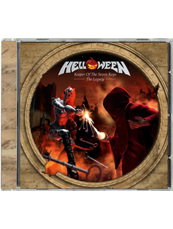 HELLOWEEN Keeper Of the seven keys: The legacy 2-CD