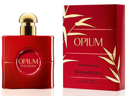 Парфюм женский Yves Saint Laurent Opium Collector Edition