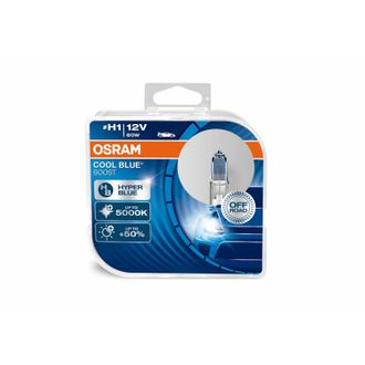 Osram H9 Cool Blue Boost 5000K 62213CBB-HCB