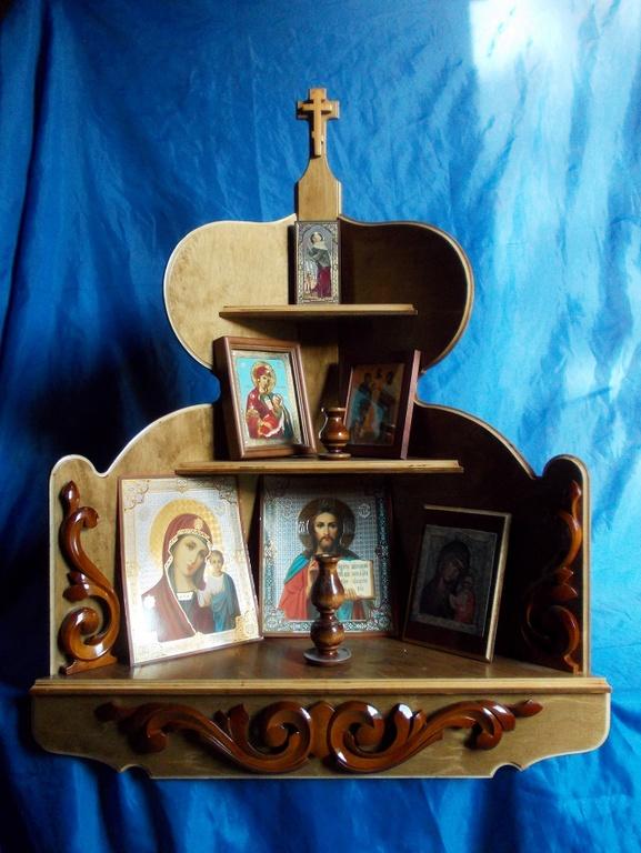 Купить домашний иконостас в Великой Кракотке