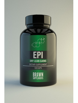 BRAWN EPI (Epistane 120 caps)