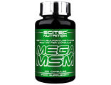 Mega MSM Ultimate Nutrition, 100 капс