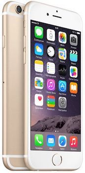 Apple iPhone 6 32gb Gold - A1586