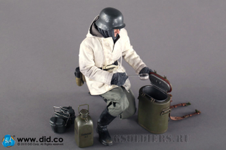 Коллекционная фигурка 1/6 WWII German Army Supply Duty – Bastian (D80109) - DID
