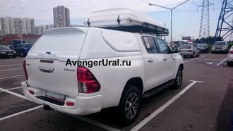 Expedition на Toyota Hilux Revo