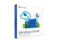 Microsoft Windows Server Essentials 2016 ENG OLP A Government G3S-01025