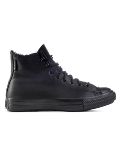 Кеды Converse Chuck Taylor All Star Winter зимние черные