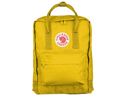 Рюкзак Fjallraven Kanken Yellow (Mini)