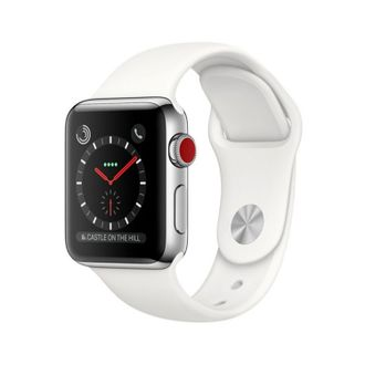 Купить Apple Watch Series 3 - 38 серебристые в iStore-Moscow