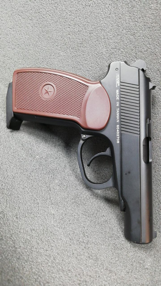 Фото пистолета KWC MAKAROV BLOWBACK https://namushke.com.ua/products/kwc-makarov-blowback
