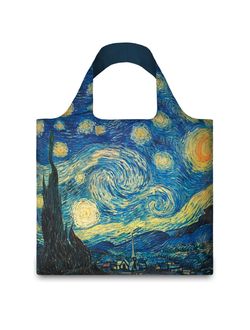 Сумка LOQI MUSEUM Collection - VINCENT VAN GOGH The Starry Night Bag