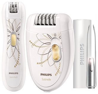 Эпилятор PHILIPS SUMMER READY EPILATOR SET.