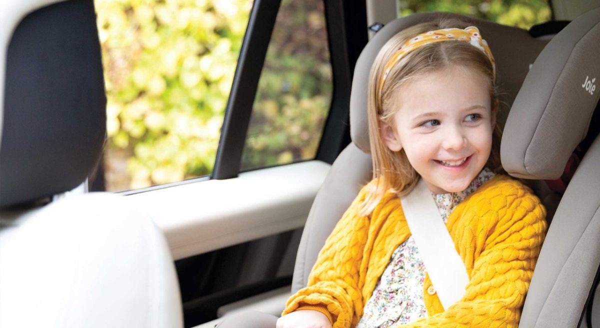 Joie Every Stage fx детское автокресло - способно обеспечить высокий уровень комфорта и безопасность