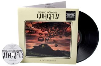 RIKARD SJOBLOM'S GUNGFLY - ALONE TOGETHER LP