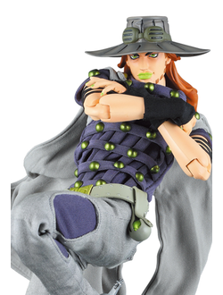 Кукла 1/6 Real Action Heroes Gyro Zeppeli (Джайро Цеппели)