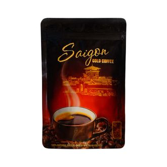 Кофе растворимый сублимированный SAIGON GOLD  COFFEE, 75 гр