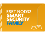 NOD32 Smart Security Family